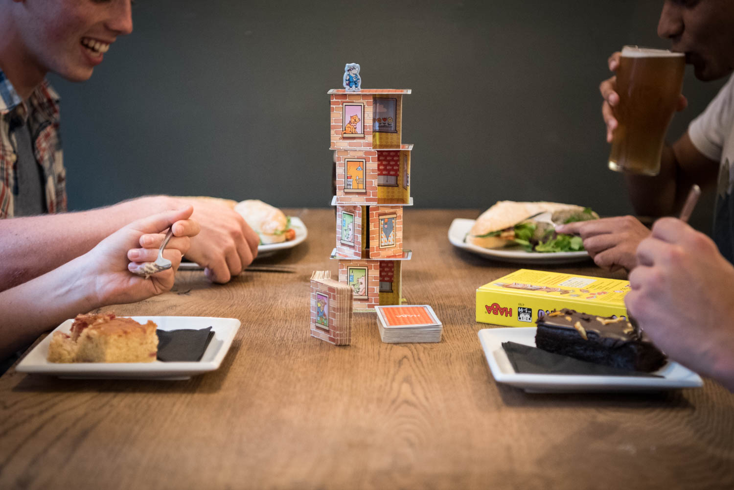 Chance & Counters: Bristol's first board game café by ...